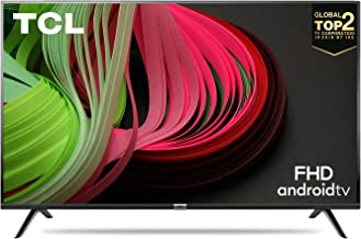 TCL 100 cm (40 inches) Full HD Smart Certified Android LED TV 40S6500FS (Black) (2020 Model)