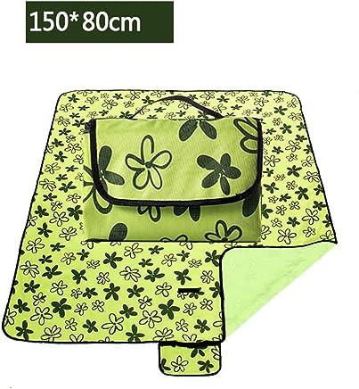 LXF Picknickdecken Picknickmatten Feuchtigkeitsbarriere Feuchtigkeitsbarriere Feuchtigkeitsbarriere Outdoor Tragbares Tuch Rasenmatte Camping Schlafsack Fold Wasserdichte Unterlage B0734TF7J5 | Charakteristisch  f7c313