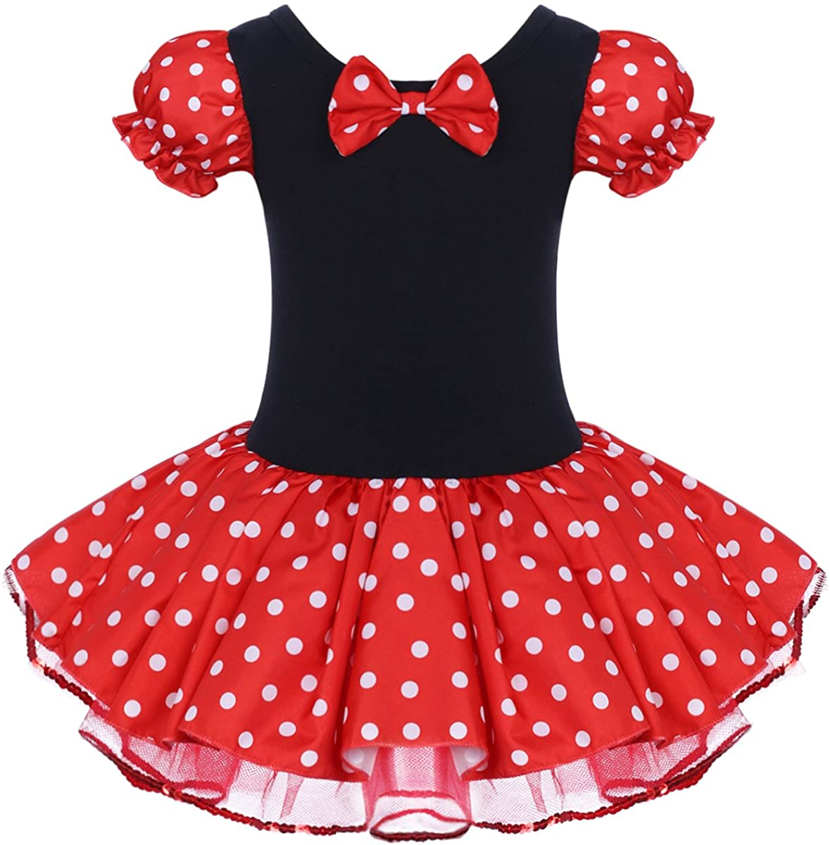 Toddler Baby Girl Polka Dots Party Costume D Fancy Popular products Tutu Princess Los Angeles Mall