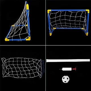 Voluxe Barn sport fotbollsmål, Ishockey för barn, plast 60 x 41 x 29 cm för Park Yard Beach