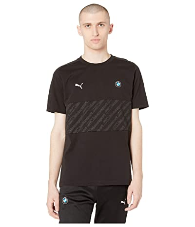 PUMA BMW MMS T7 Tee (PUMA Black 2) Men