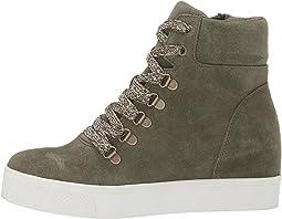 Catch Wedge Sneaker