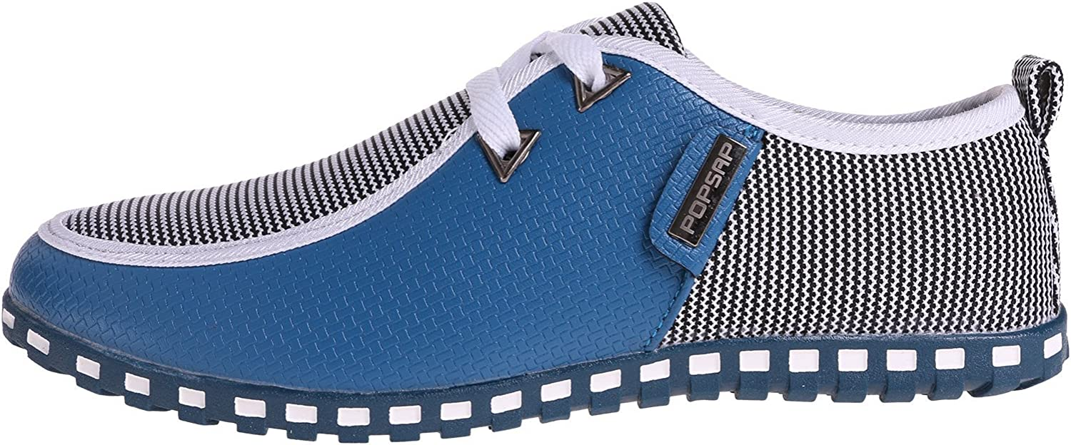The Men's Casual shoes Dark bluee