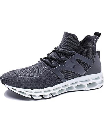 68eac04d4ce0f [メイゼロ] スニーカー メンズ ランニングシューズ ウォーキングシューズ 運動靴 スポーツ クッション性 トレーニングシューズ