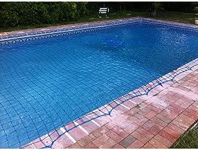 Water Warden WWN1530 Pool Safety Net, 15'x30', Blue