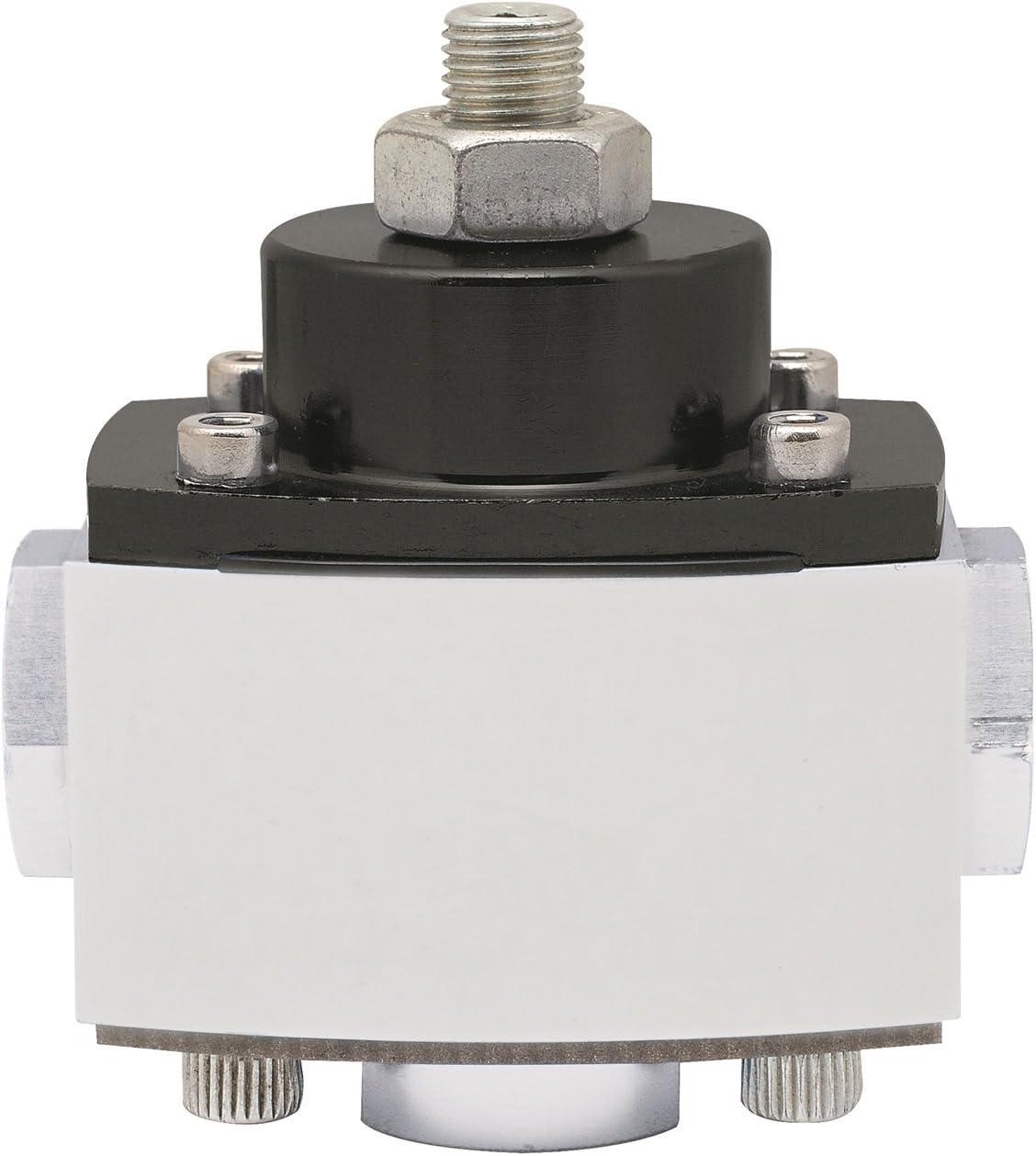 Mr Gasket Soldering 2015 4.5 to 9 Fuel PSI High Performance OFFer Pressure Regul