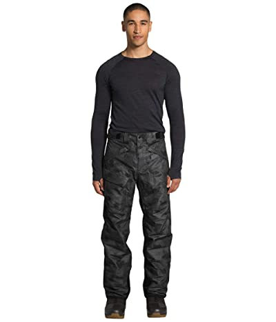 The North Face Freedom Ins Pants (TNF Black Tonal Duck Camo Print) Men