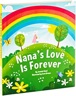 Hallmark Nana's Love is Forever Recordable Storybook Recordable Storybooks Family Juvenile Fiction