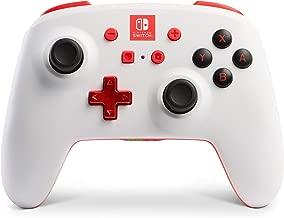 PowerA Enhanced Wireless Controller for Nintendo Switch White Nintendo Switch