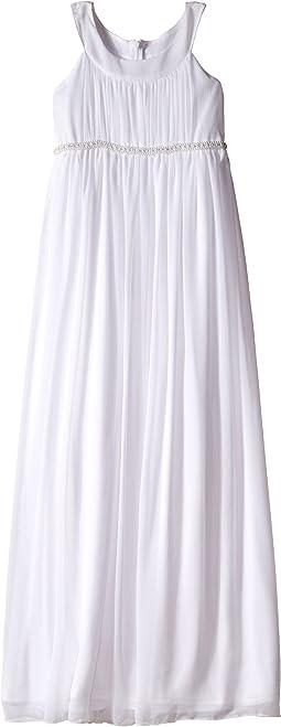Us Angels - Crinkle Chiffon Dress (Big Kids)