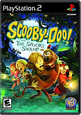 SCOOBY DOO AND THE SPOOKY SWAMP - PS2