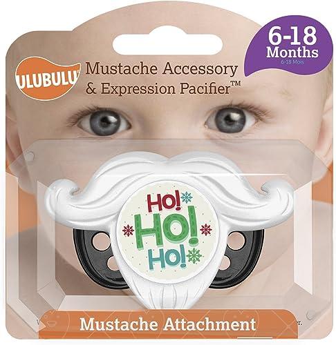 mejor opcion Ulubulu vacaciones vacaciones vacaciones accesorio de bigote y chupete  promociones emocionantes