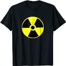 Nuclear Radiation Warning T-Shirt