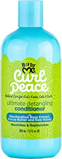 Sponsored Ad - Just for Me Curl Peace Ultimate Detangling Conditioner - Nourishes & Replenishes, Contains Marshmallow Root...