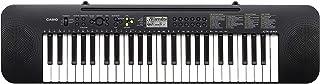 Casio CTK-240AD 49 Full-Size Keys Keyboard with AC Adapter