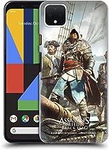 Official Assassin's Creed Edward Kenway Black Flag Key Art Hard Back Case Compatible for Google Pixel 4 XL