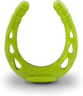 Kurgo Huck-It Horseshoe Dog Toy