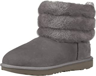 UGG Fluff Mini Quilted, botines Mixte