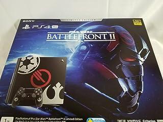 PlayStation4 Pro Star Wars Battlefront II Limited Edition PS4 Pro 本体 スターウォーズ バトルフロント2