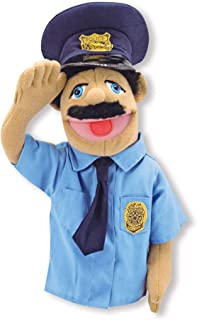 wooden top police officer