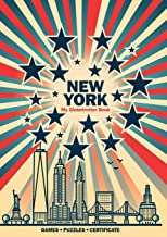 New York (My Globetrotter Book): Travel activity book for children 6-12 years old