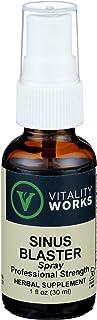 Vitality Works, Cold Sinus Spray, 1 Ounce