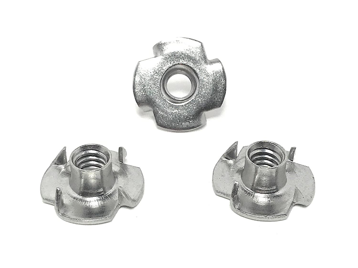 T-NUT Stainless Steel 1 4-20x1 4 Nuts Prong Tee Thread Max 49% OFF Nippon regular agency 4-20