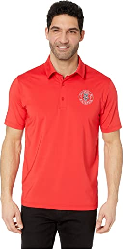Wisconsin Badgers Solid Polo