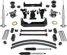 Pro Comp Suspension K1164BPS Lift Kit 6 in. Lift Gas w/Front Strut Spacer Pro Runner Strut Rear Pro Runner Shocks Lift Kit