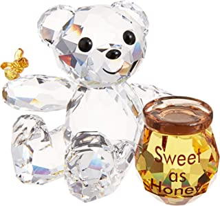 SWAROVSKI Kris Bears - Sweet As Honey, multicoloured, one size (5491970)