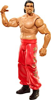 WWE Series #40 Local Heroes #34 Great Khali (India) Action Figure
