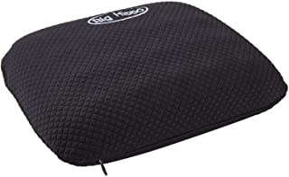Big Hippo Camping Pillow for Sleeping - Memory Foam Travel Pillow with Removable Pillow Cover