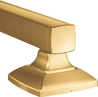 Moen YG5124BG Voss Collection - Barra de agarre, color dorado cepillado