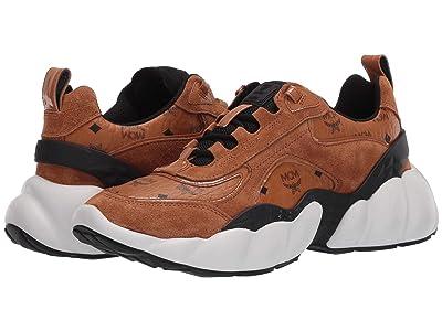 MCM Himmel Sneakers (Cognac 1) Men