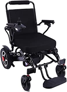 Amazon.com: Lightweight Wheelchairs for Adults, Electric Folding ...