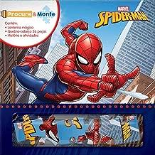 Marvel Procure e Monte. Spiderman