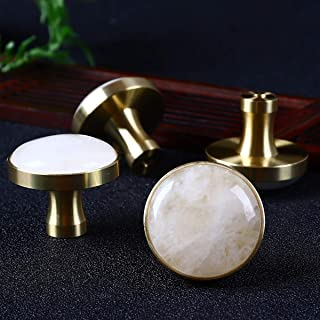 Antique white drawer handle knob dirty brush dresser pull knob cabinet door handle pull woodworking hardware distressed cupboard knob pull