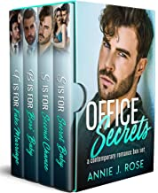 Office Secrets: A Contemporary Romance Box Set