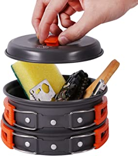 Best camping cooking set Reviews