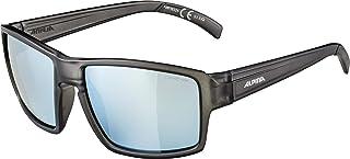 ALPINA Melow Exteriores de Gafas, Grey Transparente Mate, One Size
