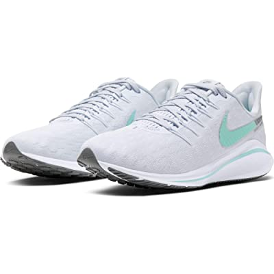 Nike Air Zoom Vomero 14 (Football Grey/Aurora Green/White) Women