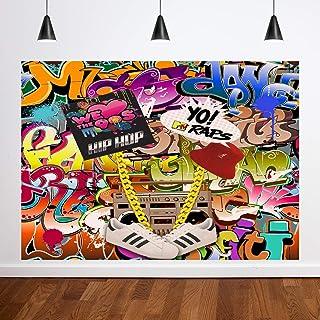 Hip Hop Hintergrund, 15,7 x 91,4 cm