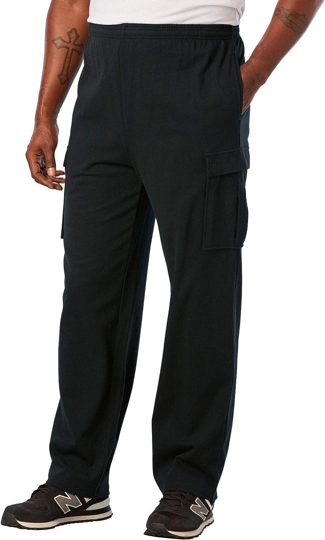 KingSize Men's Big Max 68% OFF Tall Sweatpants Max 77% OFF Lightweight Cargo