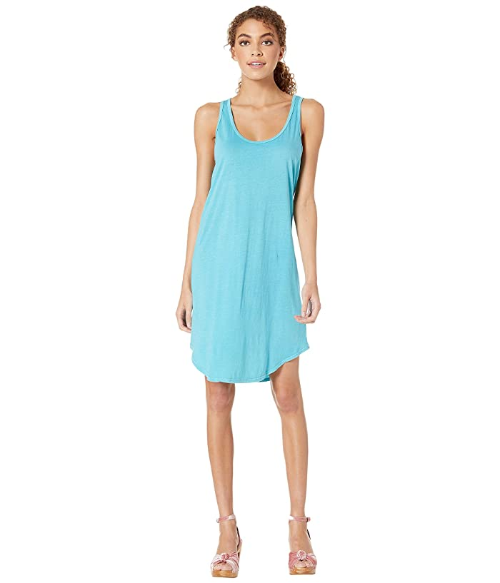 LAmade BB Dress (Neon Blue) Women's Dress