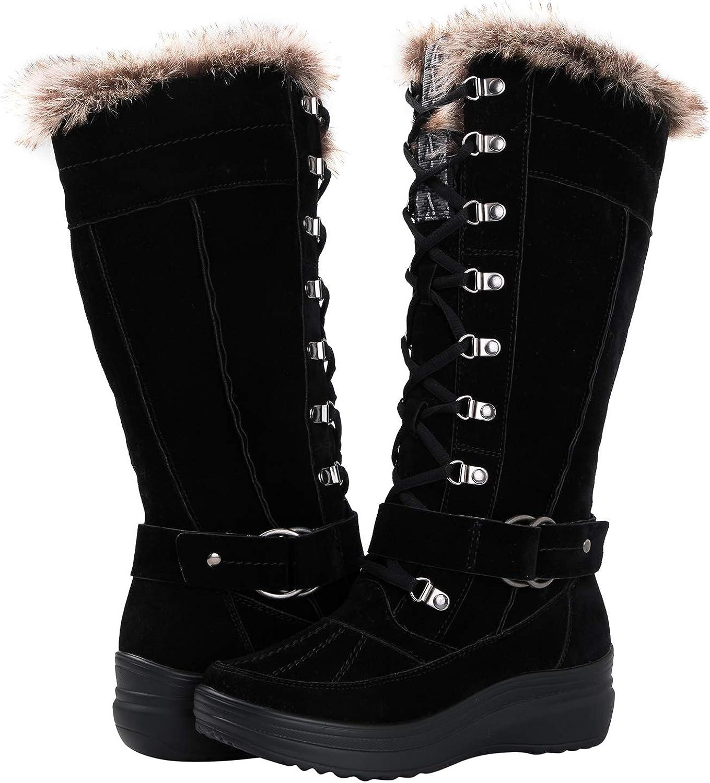 Globalwin Women's 1827 Fashion Snow Boots