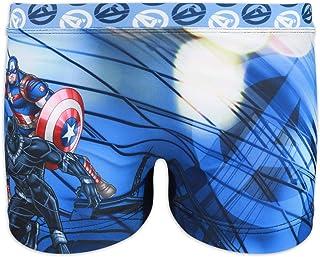 Marvel Avengers – Bañador pantalón Boxer playa piscina – niño – Producto original con licencia oficial