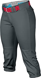 EASTON PROWESS Fastpitch Softball Pant | Women's | Solids | 2020 | 4 Way Stretch Mesh Inserts for Ultimate Fit + Comfort |...