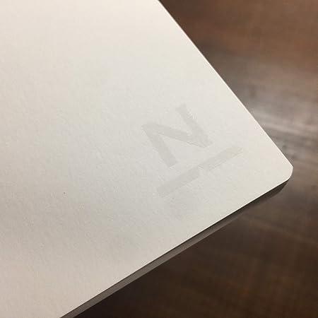 ノンブルノート「N」(WW)白