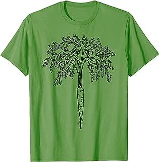 Carrot Shirt Vegetarian Vegan Farmers Market Gardener Tshirt