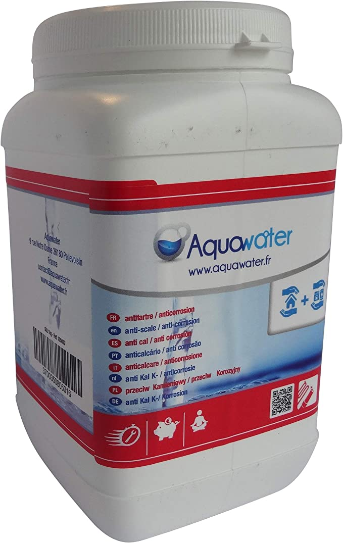 56 opinioni per AQUAWATER 3700350805016 inibitore della Scala Ricarica silicophosphate